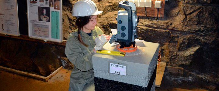 Робота з геодезичними приладами