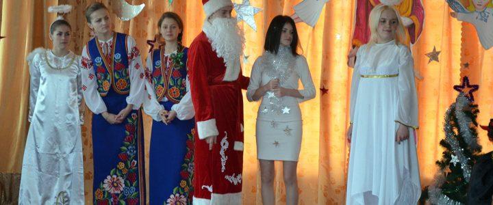 Організація концерту і допомога дітям сиротам в с. Потіївка
