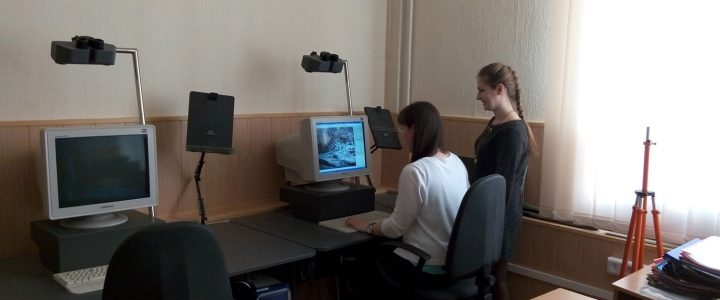 Лабораторія цифрової фотограмметрії №302