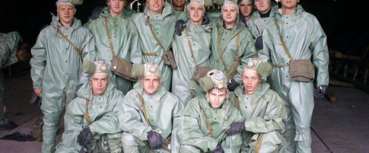 Військові будні студентів