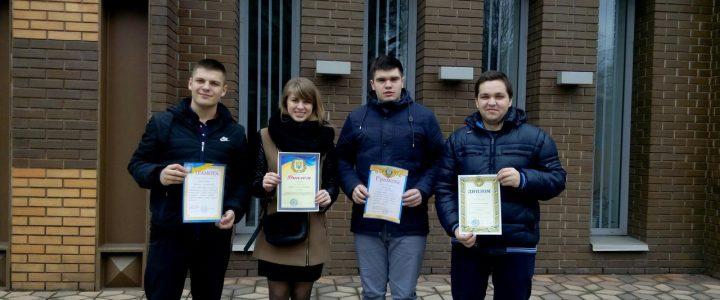 Студенти зайняли призові місця на конкурсі наукових робіт в Криворізькому технічному університеті