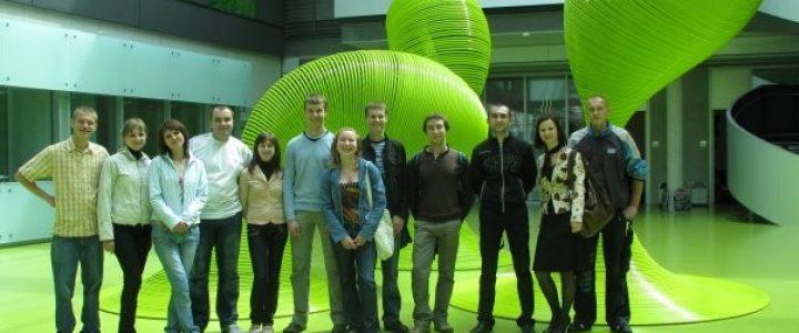 Студенти ГЕФ в Дрезденському технічному університеті